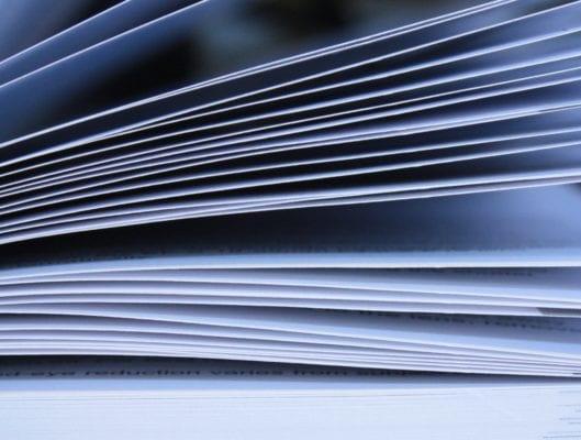 Технические условия: структура и обозначение документа